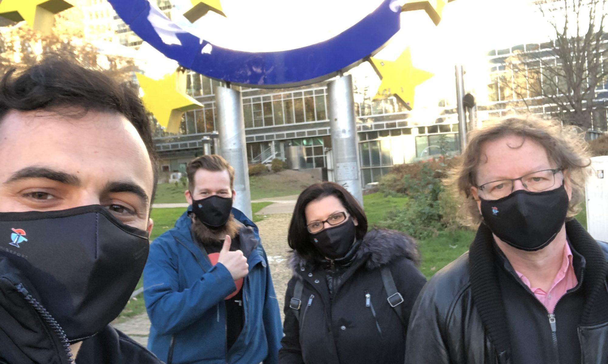 Thinkport Team Frankfurt Gaia-x