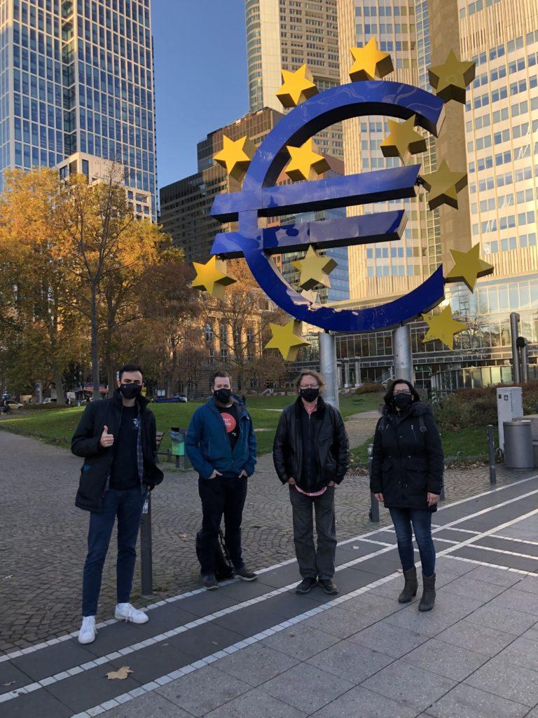 Thinkport Frankfurt GAIA-X Day 1 Member